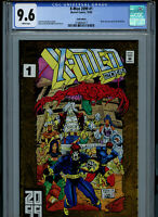X-Men 2099 #1 GOLD CGC 9.6 NM+ 1992 Variant Marvel Comics Amricons B8