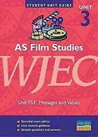 Como Película Studies, Unidad 3 , Wjec por Tanya Jones