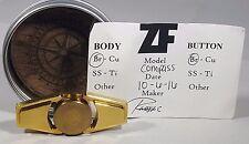 ZeroFeud Brass Compass like Rotablade & Torqbar