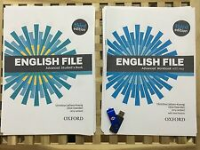 English File Third Edition Advanced Student's Book + Workbook + Audio USB