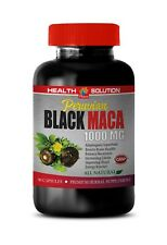 performance supplements for athletes - PERUVIAN BLACK MACA - maca energy 1B