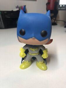 Batman Funko Pop! Heroes l DC Universe Batgirl #03 - RARE VAULTED NO BOX