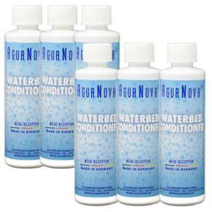 Agua Nova Konditionierer Wasserbetten Zubehör Conditioner Pflegemittel 6x 250 ml