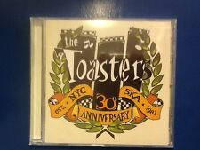 TOASTERS.            TOASTERS   30 th anniversary.         COMPACT DISC