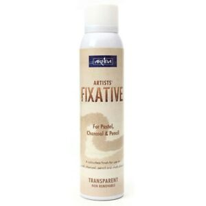 Camel Artists Fixative Spray, 200ml.