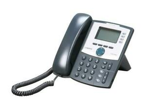 Linksys Cisco SPA941 4-Line POE VoIP IP Business Phone