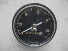 Vintage Early CL350 CB350 HONDA Speedometer Speedo Used IA-105
