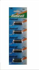 EUNICELL 5 Piles Alcalines LR1 N Lady Eunicell 1,5V E90