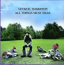 George Harrison All Things Must Pass 2CD Remastered (RARE) w/20-pg booklet