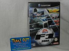 F1 2002 NINTENDO GAMECUBE PAL NUOVO SIGILLATO