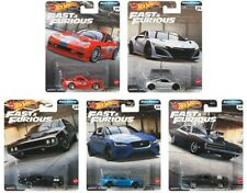 fast and & Furious Full Force premium set of 5 1:64 Hot wheels