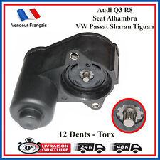 Servo Moteur (12) électrique d'etrier de frein arriere 3C0998281 PR AUDI SEAT VW
