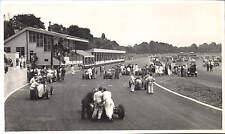 Crystal Palace Motor Racing. 1936 London Grand Prix Final.