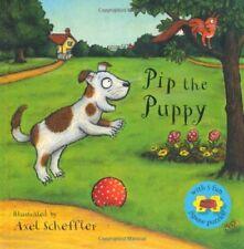Pip the Puppy Jigsaw Book By Axel Scheffler