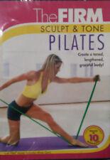 The Firm Sculpt & Tone Pilates (DVD) NEW   FREE 1ST CLASS SHIPPING!!!!!!!!!!