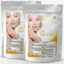 2x 500 Kapseln Coenzym Q10-Ultra 30mg + Vitamin E - Q 10 CoQ10  Anti Aging