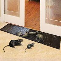 1xLarge Mice Mouse Rodent Glue Trap Board Super Sticky Rat Snake Bugs Safe