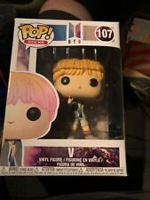 Funko Pop Rocks Bts V 107 Brand New in Box
