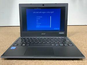 """Acer TravelMate B118-M-C8J5 11.6"""" N4100/1100 4GB/128GB W10P ❤️️✅❤️️✅"""