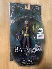 DC Direct Joker NYCC 2011 Exclusive Sickened Variant Arkham City Action Figure