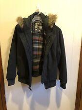 Men's American Eagle Heavy Jacket Coat Size XL X-Large