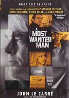John Le CARRE / A MOST WANTED MAN      [ Audiobook ]