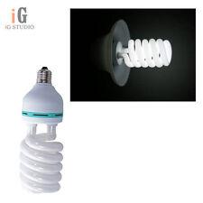 85W 220V 5500K E27 Energy Saving Photography Photo Studio Light Lighting Bulb