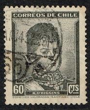 CHILE STAMP RPO RAILWAY CANCELLATION AMBULANCIA # 65