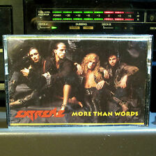 EXTREME More Than Words - Cassette Single USA 1990 - Tested Tape
