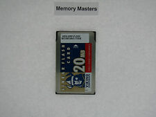 MEM-GRP-FL20M 20MB Approved PCMCIA Flash Card Memory for Cisco 12000 series GRP