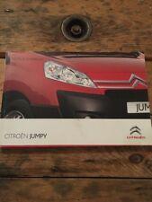 Manuel D Utilisation Citroën Jumpy