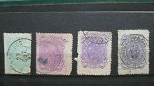 timbres Brésil : 1888