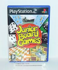 JEU PS2 COMPLET JUNIOR BOARD GAMES  REF 38