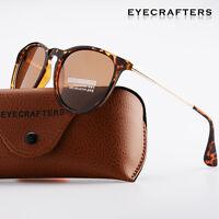 Fashion Womens Cat Eye Polarized Sunglasses Retro Coating Lens Erika Sunglasses