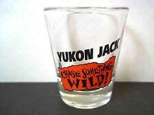 Shot glass Yukon Jack Chase something Wild