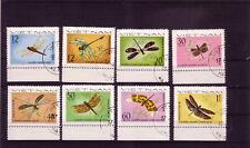 Vietnam Michelnummer 890 - 897 gestempelt  (Übersee:11650)