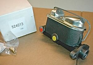 1975 1976 1977 1978 Ford Mustang, Maverick new master cylinder w/power frt disc
