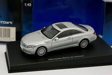 Auto Art 1/43 - Mercedes CL Klasse Silver