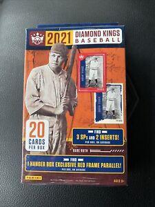 2021 Diamond Kings MLB Baseball Hanger Box  🔥🔥🔥 Factory Sealed