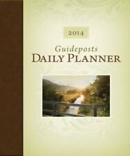 Guideposts Daily Planner 2014 (2013, Spiral)  NEW