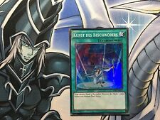 SUMMONER'S ART GERMAN SUPER RARE AP06-EN011 DE011 NEAR MINT YUGIOH