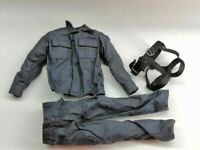 "HOT TOYS SWAT 2.0 1/6 12"" TACTICAL MILITARY UNIFORM HOLSTER ACTION FIGURE"