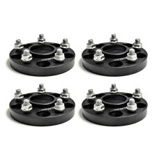 4Pc 20mm Hub Centric Wheel Spacers for Ford Mustang 1994-2018 5x114.3 CB 70.5