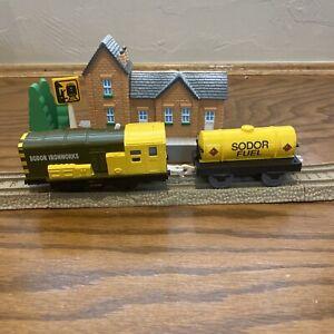 Motorized Trackmaster Thomas & Friends Train Engine Iron Arry Sodor Ironworks