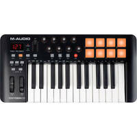M-Audio Oxygen 25 MK IV USB Pad/Keyboard MIDI Controller & VIP Software Download