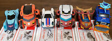 Transformers Animated 2008-10 Autobots Lot of SIX Figures! All 100% Complete!!!