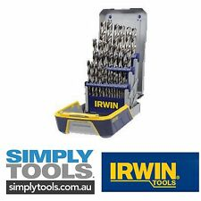 IRWIN 25 Piece Metric Drill Bit Set (Free IRWIN 8m Tape Measure)