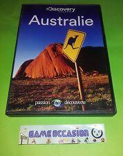 DISCOVERY CHANNEL AUSTRALIA PASSION SCOPERTE DVD
