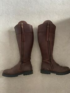 Fairfax And Favor Imperial Explorer Boots Size 7