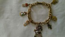 Strawberry Shortcake with watering can Charm Bracelet 7 charms Large